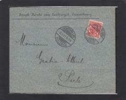 JOSEPH HEINTS VAN LANDEWYCK,LUXEMBOURG.TABAC.TABAK.TOBACCO. - 1852 Guillaume III