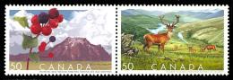 Canada (Scott No.2106a - Protection De La Biosphère / Biosphere Reserves) [**] - Neufs