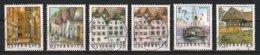 Autriche : Timbres Yvert & Tellier Série Vacances En Autriche Avec Oblit. Rondes. - 1945-.... 2ème République