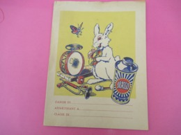 Protège-Cahier/Produit Ménager/ BRASSO Pour Cuivre/ Vers 1950 CAH227 - Waschen & Putzen