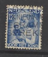Olanda - 1934 - Usato/used - Giovani - Mi N. 280 - Usati