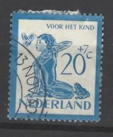 Olanda - 1950 - Usato/used - Giovani - Mi N. 569 - Periodo 1949 - 1980 (Giuliana)