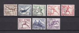 Deutsches Reich - 1936 - Michel Nr. 609/616  - Gest. - 22 Euro - Gebraucht