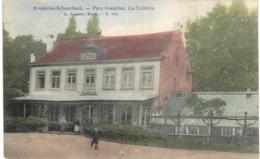 SCHAERBEEK   Parc. De Josaphat.  La Laiterie. - Spoorwegen, Stations