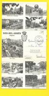 SIDI BEL ABBES Rare Carte Lettre 3 Volets () Algérie - Sidi-bel-Abbes