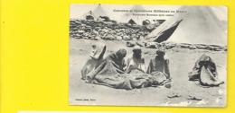 Militaria Prisonniers Après Combat (Schmitt) Maroc - Marokko