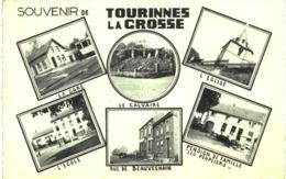 TOURINNES LA GROSSE  Souvenir. - Walhain