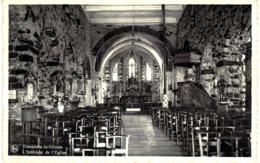 TOURINNES LA GRoSSE Intérieur De L' église. - Walhain
