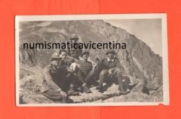 Alpini Regio Esercito Bayet France Gruppo In Posa 1924 - War, Military