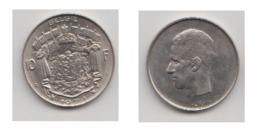 10 FRS 1971 FL - 1951-1993: Baudouin I