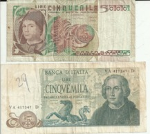 C15 - Copia 5000 Colombo - Antonello - [ 2] 1946-… : Repubblica