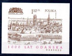 Polonia Hoja Bloque Nº Yvert 139 Sin Dentar ** OFERTA (OFFER) - Blocs & Hojas