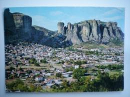 Grèce Greece  Ελλάδα Elláda Meteora - Grèce