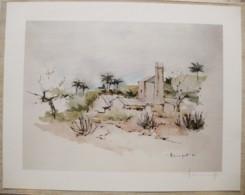 Ile De La Réunion. Francois HENNEQUET 1981 Les Cases -Espace. La Maison Vieille Usine à Saint Paul N° 18 - Autres Collections