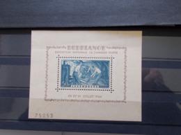 LUXEMBOURG -     Blocs Feuillets N° 6  Année 1946   Neuf X X ( Voir Photo ) - Blocs & Feuillets