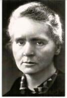 Marie Curie. Prix Nobel De Physique 1903,chimie 1911. Belle Carte Du Musée Curie à Varsovie,adressée Andorra - Donne Celebri