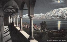 Locarno Madonna Del Sasso -  Chiaro Di Luna - TI Tessin