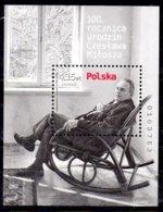 Polonia Hoja Bloque Nº Yvert 191 ** - Blocs & Hojas
