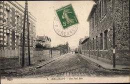 Cp Malakoff Hauts De Seine, Rue Paul Bert - Altri Comuni