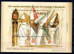 Polonia Hoja Bloque Nº Yvert 198 ** - Blocs & Hojas
