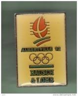 JO ALBERTVILLE 92 *** BAUSCH & LOMB  *** 1044 - Jeux Olympiques