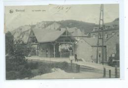 Waulsort La Nouvelle Gare ( Belle Oblitération - Expres  ) - Hastiere