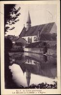 Cp La Selle Sur Le Bied Loiret, L'Église - France