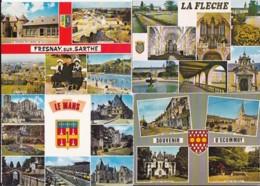 France -- Départements Différents (01) -- Multivues -- Lot De 80 Cartes - France