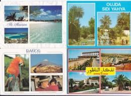 Différents Pays(01) -- Multivues -- Lot De 84 Cartes - Cartes Postales