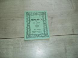 Almanach De Liège 1990 Et Almanach Franco-belge Dit De Liège 2001 - Autres