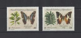 NOUVELLE-CALEDONIE.  YT  N°533/534  Neuf **   1987 - Nuevos