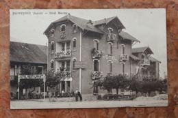 FRONTENEX (73) - HOTEL MARONE - Autres Communes