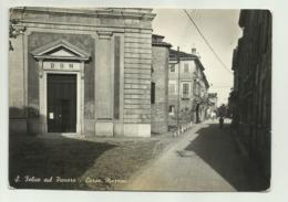 S.FELICE SUL PANARO - CORSO MAZZINI  VIAGGIATA FG - Modena