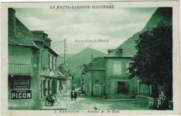 31 Marignac  Avenue De Saint Beat - Francia