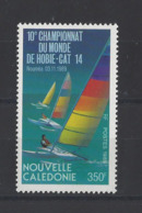 NOUVELLE-CALEDONIE.  YT  N° 582  Neuf **   1989 - Nuevos
