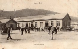 SAINT-DIE GARE PROVISOIRE - Saint Die