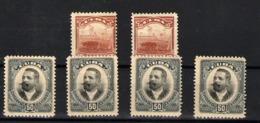 Cuba Nº 151 Y 152. Año 1905 - Kuba