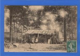 92 HAUTS DE SEINE - CHAVILLE Le Bois, Une Cabane De Bucherons - Chaville