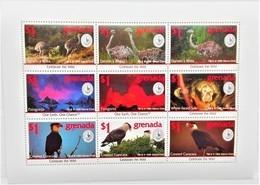 Grenada 1995**Mi.2920-28 Wild Nature , MNH [4;33] - Briefmarken