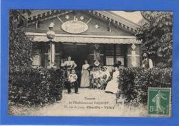 92 HAUTS DE SEINE - CHAVILLE VELIZY, Terrasse De L'établissement Valroff (voir Descriptif) - Chaville