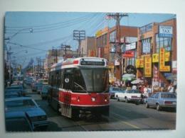 Canada > Ontario > Toronto Tram Old Timers - Toronto