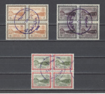 ARABIE SAOUDITE.  YT  N° 168-169-171  Obl   1961 - Arabia Saudita