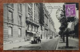 PARIS - AVENUE DU PARC MONTSOURIS - Arrondissement: 14