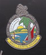 59714- Pin's.gendarmerie Saint Tropez.BMO Sainte Maxime.... - Police