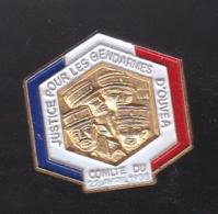 59715- Pin's.gendarmerie .Ouvéa... - Police