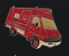 59724-pin's.sapeurs Pompiers De Paris.. - Pompiers