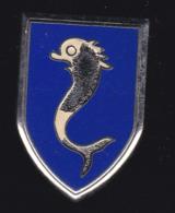 59742-insigne Militaire.dauphin.H169.signé Drago... - Militaria
