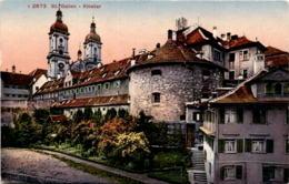 St. Gallen - Kloster (2873) * 27. X. 1925 - SG St. Gallen
