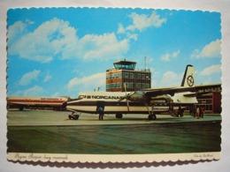 Avion / Airplane / NORCANAIR / Fokker F 27 / Seen At Regina Airport - 1946-....: Ere Moderne