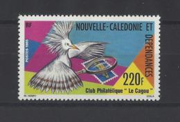 NOUVELLE-CALEDONIE.  YT  N° 504  Neuf **  1985 - Nuevos